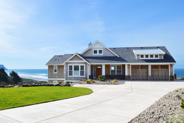 Northern Oregon Coast Residential Construction
