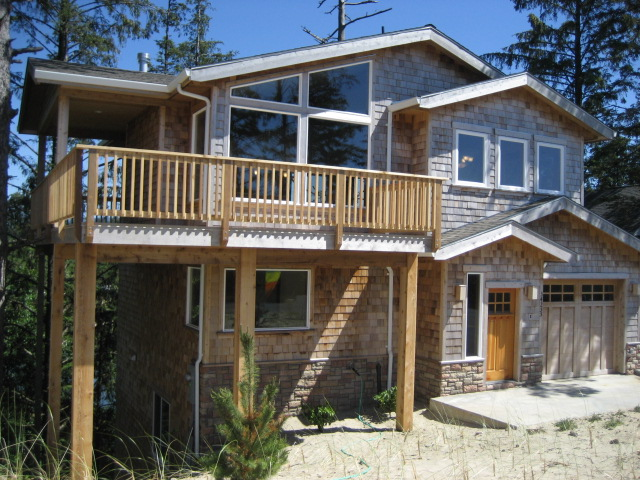 Pacific City Deck Contractor